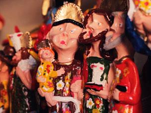 O artesanato é uma das atrações de Barcelos Foto: Ana Catarina Medeiros