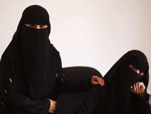 """A nova lei belga que não permite o uso de """"burqa"""" ou """"niqab"""" pode entrar em vigor já a partir de Junho. Foto: Carpetblogger /  Flickr"""
