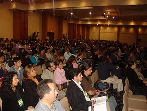 O seminário debate assuntos ligados à cultura e à ciência no jornalismo, no âmbito dos meios digitais Foto: UTPL VIA Comunicaciones /  Flickr