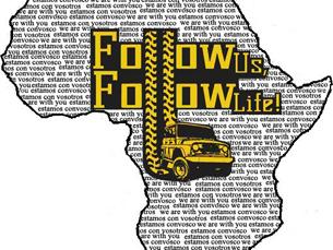 Marrocos, Mauritânia, Uganda, Quénia, Tanzânia e Maputo são alguns dos locais por onde o Follow Us, Follow Life vai passar. Foto: DR