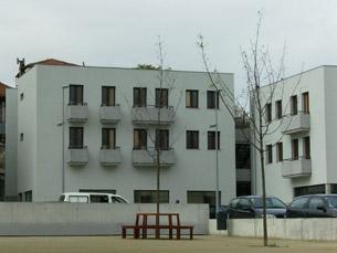 Conjunto Habitacional das Fontainhas, onde Rui Sá diz que serão realojados 40 moradores Fotos: Daniela Assunção