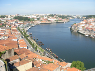 O Porto foi considerado o melhor destino europeu para 2012 Foto: Arquivo JPN