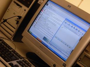O novo vírus ataca via messenger e descarrega ficheiros nocivos ao sistema informático Foto: Rosa Carvalho