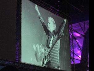 Franz Ferdinand atuam a 19 de julho Foto: Marta Afonso / Arquivo JPN