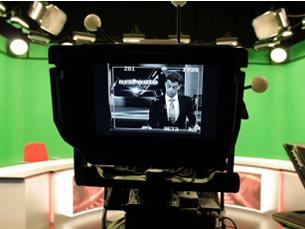 Apesar de o mercado estar fechado, há muita falta de jornalistas, explica o pivô da TVI Foto: DR