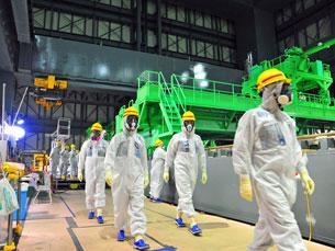 O desastre nuclear de Fukushima trouxe consequências graves a vários níveis Foto: IAEA Imagebank/Flickr