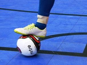 O Pavilhão Municipal da Maia recebe os torneios de futsal dos CNU Foto: DR