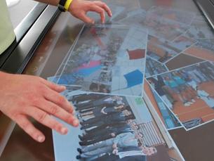 As soluções interactivas apresentadas pela Gema são variadas Foto: Gema