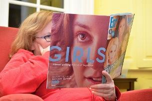 Girls já ganhou vários prémios desde que estreou, em 2012 Foto: Flickr/Joe Shlabotnik