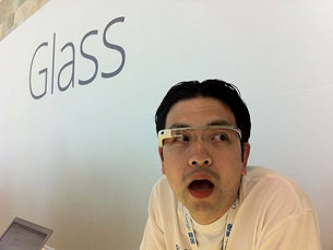 O preço do Google Glass ou Project Glass vai andar à volta dos 1200 euros Foto: mariachily/Flickr