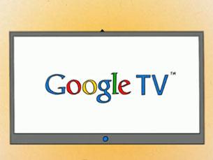 A Google TV vai estar disponível no final do ano Imagem: DR