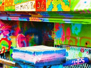 """O """"graffiti"""" é uma das formas de cultura que o público pode experimentar no Fórum Cultura e Criatividade Driely Schwartz / Flickr"""