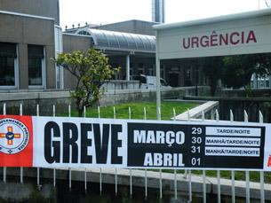"""Enfermeiros pedem menos """"discriminação salarial"""" Foto: Nuno de Noronha"""