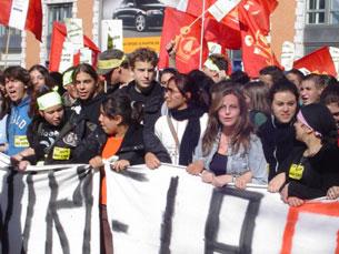 No dia 1 de Maio os trabalhadores saem à rua pelos seus direitos Foto: Arquivo JPN