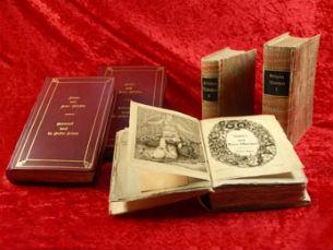 Os irmãos Grimm recolheram um total de 200 contos Foto: DR