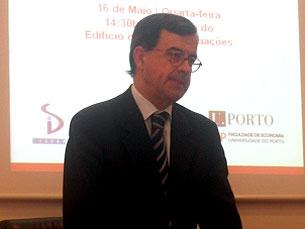 Onde há dinheiros públicos pode haver auditorias, garantiu o presidente do Tribunal de Contas Foto: João Queiroz