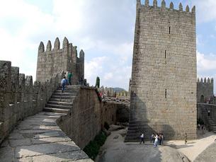 Guimarães será  a Capital Europeia da Cultura em 2012 Foto: Flickr/ Rui Almeida