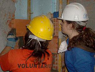 A ação de voluntariado vai acontecer em simultâneo no sábado Foto: Daniela Espírito Santo/Arquivo JPN