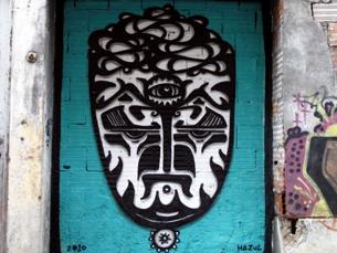 Hazul vai ser um dos primeiros artistas a contribuir para a nova decoração da Gare Porto Foto: inthesity/Flickr