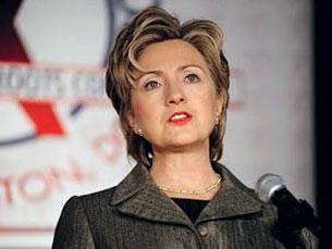 47% dos eleitores democratas apoiam Clinton Foto: DR