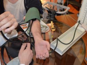 O Rastreio da Hipertensão Arterial pode ser realizado em farmácias ou com o médico de família Foto: António Manuel Gonçalves