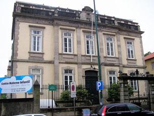 O Hospital Maria Pia esteve em funcionamento durante 130 anos Foto: Wikipedia