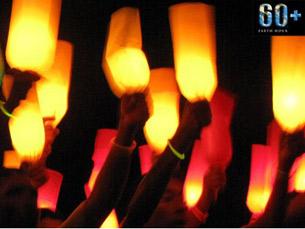 """Todos os anos, aumenta o número de luzes desligadas durante a """"Hora do Planeta"""" Foto: DR"""