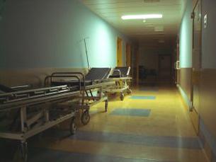 A disputa entre os dois hospitais está longe de ficar resolvida Foto: SXC