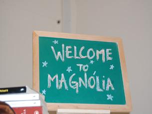 O hostel Magnólia oferece uma estadia intimista e cultural Foto: Mariana Ascenção
