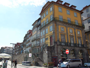 Sociedade detentora do Pestana Porto Hotel tem contrato de concessão até 2017 Nuno Sobrosa Martins