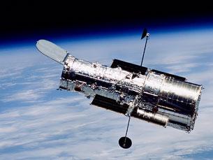 As reparações feitas ao longo de onze dias vão dar autonomia ao Hubble para mais cinco anos Foto: Flickr