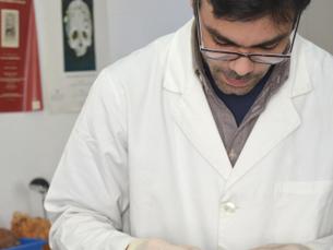 """Hugo Cardoso espera """"continuar a fazer investigação em Portugal"""" Foto: DR"""