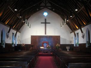 Igreja do Mirante é a sede nacional desta congregação Foto: Luís Lago