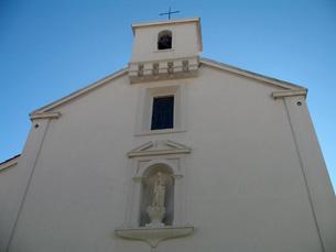 Igreja de São Pantaleão, onde o culto é administrado Foto: Luís Lago