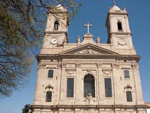 Evidenciar a posição da Igreja [da Lapa] é um dos requisitos do concurso público Foto: DR