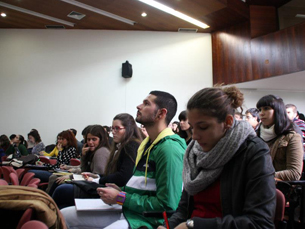 III Congresso Internacional de Ciberjornalismo reuniu alunos, investigadores e jornalistas durante dois dias, na FLUP Foto: DR