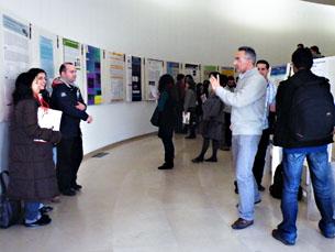 O workshop sobre Valorização do Conhecimento acontece no âmbito do IJUP'13 Foto: Arquivo JPN
