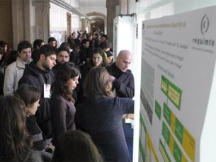 IJUP 2011 conta com mil investigadores juniores e 490 projectos de investigação Foto: IJUP