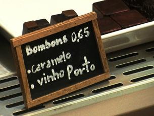 """A """"Chocolataria das Flores"""", no Porto, vem trazer um pouco mais de sabor à cidade Foto: JPN"""