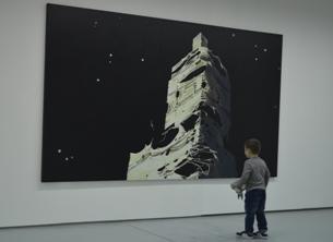 As galerias de Miguel Bombarda atraíram miúdos e graúdos durante o dia da inauguração Foto: Andreia Almeida