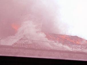 Laboratório vai estudar a resistência de elementos de construção ao fogo Foto: Hugo Ribeiro
