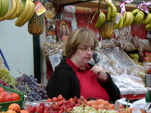 Comerciantes continuam com futuro incerto Fotos: Liliana Lopes
