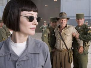 Mário Augusto e António Pedro Vasconcelos deram a sua opinião sobre o novo Indiana Jones Foto: DR