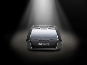 O Meridiist Infinite tem 8GB de memória interna e capacidade para dois cartões SIM Foto: Charles Goodell/ Flickr