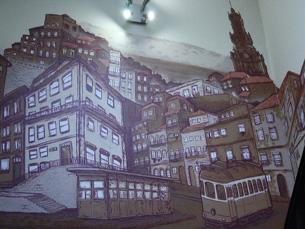 O Oporto Invictus Hostel situa