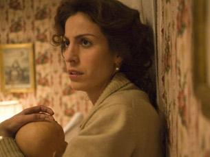 Noite Sangrenta, minissérie protagonizada por Isabel Abreu, foi exibida pela RTP Foto: DR