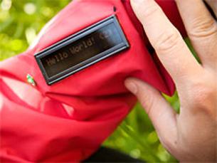Casaco inovador foi criado por alunos universitários da Noruega Foto: Gry Karin Stimo
