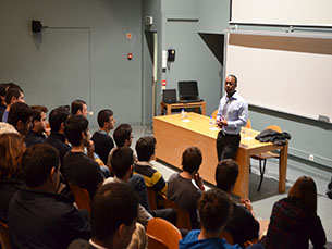 Segundo o EPSO, esta é uma oportunidade que enriquece muito o CV. Foto: Francisca Matos