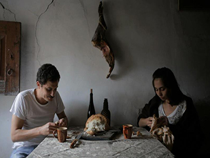 """José Combustão dos Porcos, de José Magro, ganhou o """"Melhor Filme Português 2014"""" Foto: DR"""