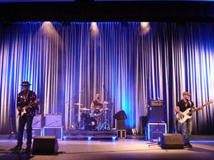Festival de Blues e Jazz ocupou o auditório municipal de Gaia de 25 a 27 de abril Foto: Simão Freitas